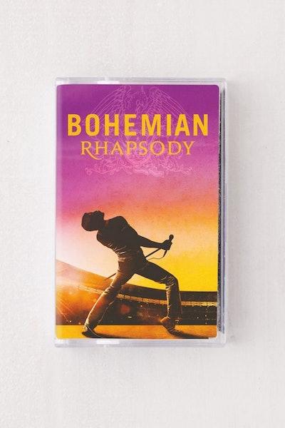 Queen - Bohemian Rhapsody (The Original Soundtrack) Cassette Tape