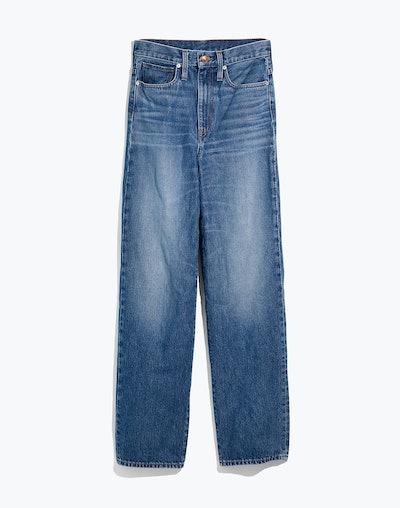 Rivet & Thread High-Rise Wide-Leg Jeans