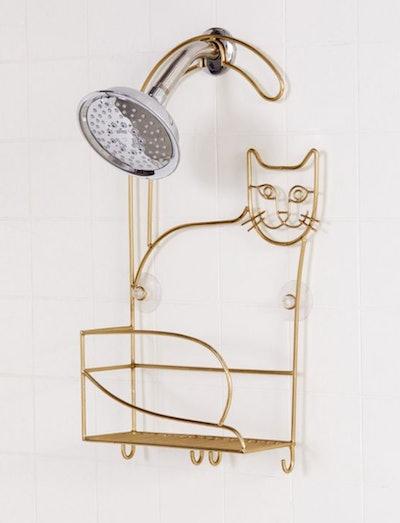 Cat Shower Caddy