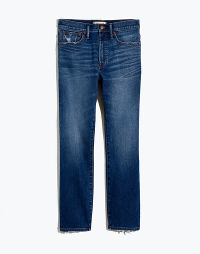 Classic Straight Jeans: Selvedge Edition