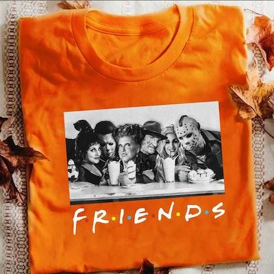Friends Halloween Shirt