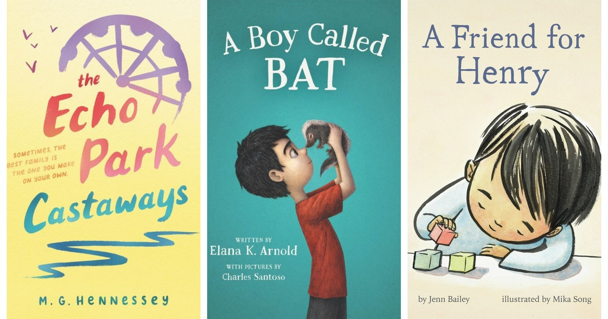 8 Neurodiverse Childrens' Books That We Don't Take For Granted