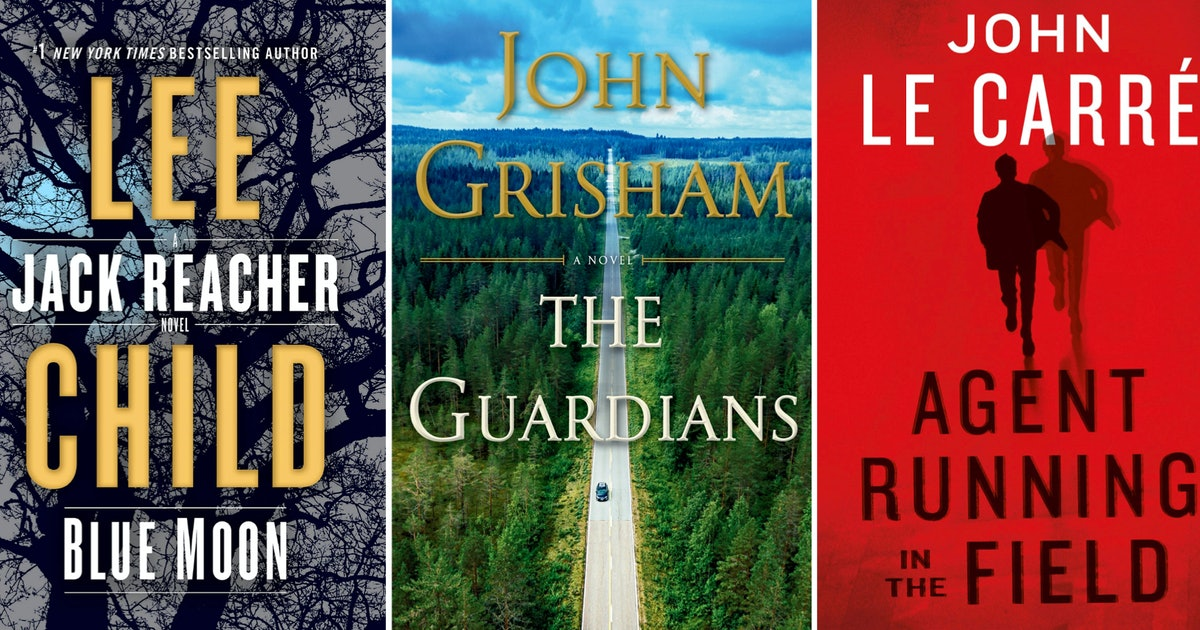 7 Thrillers Coming Out In Autumn 2019 In The UK