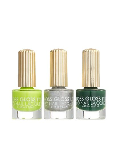 Tropical Trio Set of 3 Nail Lacquers