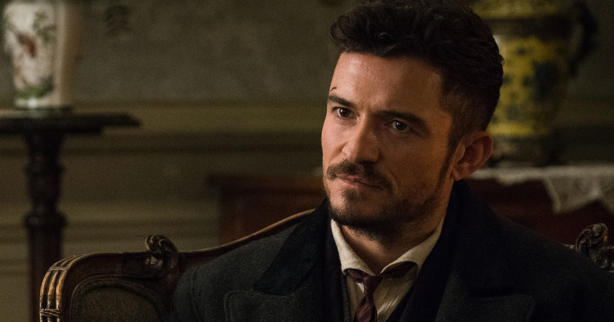 Orlando Bloom's 'Carnival Row' Character Has A Lot Of Secrets, But He Promises They'll Be Revealed In Season 1