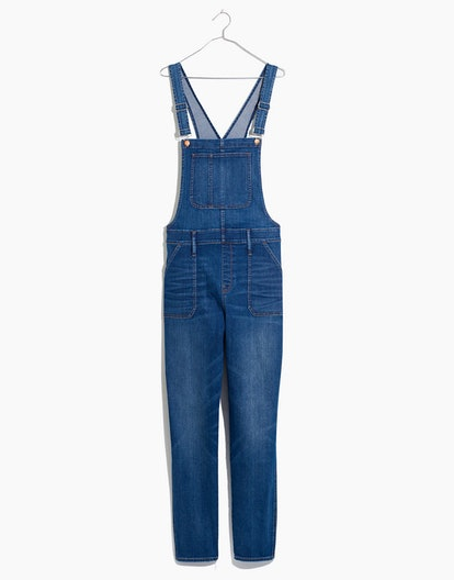 Skinny Overalls in Groveland Wash