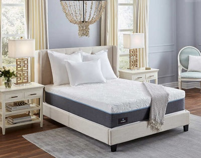 "Sealy 12"" Hybrid Cal King Mattress"