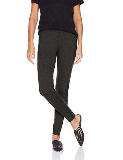 Amazon Brand - Daily Ritual Women's Ponte Knit Legging