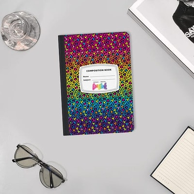 Lisa Frank Composition iPad Case