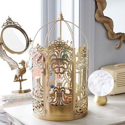 Art Nouveau Elevator Jewelry Holder