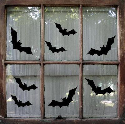 Bat Halloween Decal