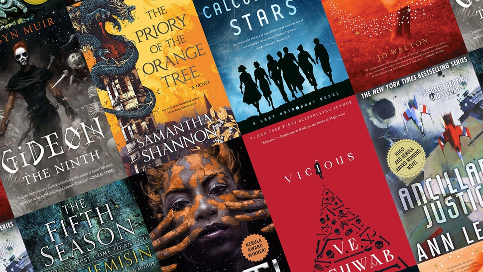 20 Sci-Fi & Fantasy Books From The 2010s That You Definitely