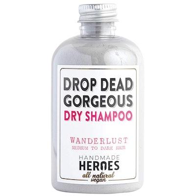 Handmade Heroes Drop Dead Gorgeous Dry Shampoo, Wanderlust (2 Oz.)