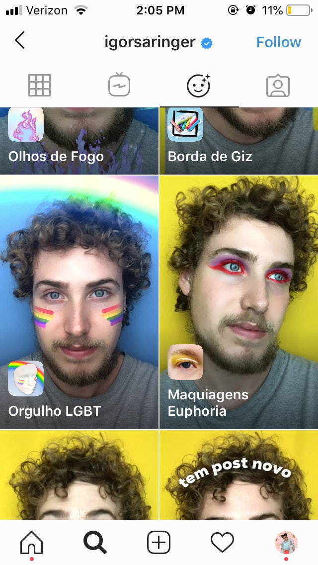 Euphoria Makeup Instagram Filters Are Here To Test If