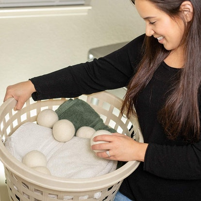 Ecoigy Wool Dryer Balls (6-Pack)