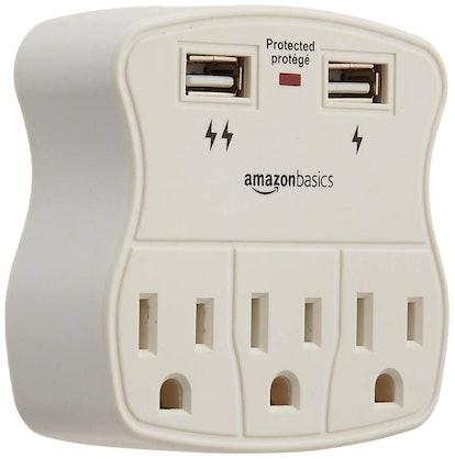 AmazonBasics Outlet Surge Protector