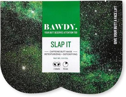 Bawdy Caffeine Butt Mask