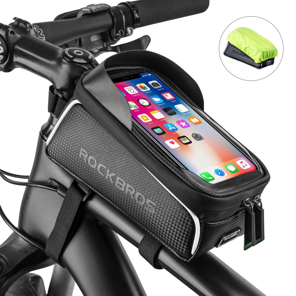 ROCK BROS Bike Phone Bag Mount