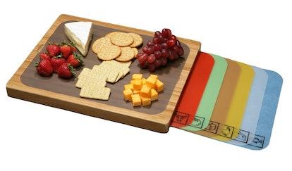 Seville Classics Cutting Board (8-Piece Set)
