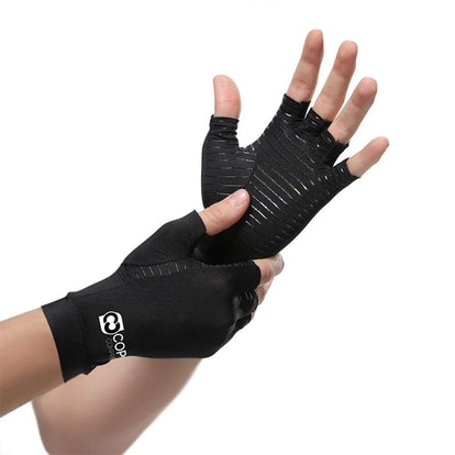 CC Copper Compression Arthritis Gloves