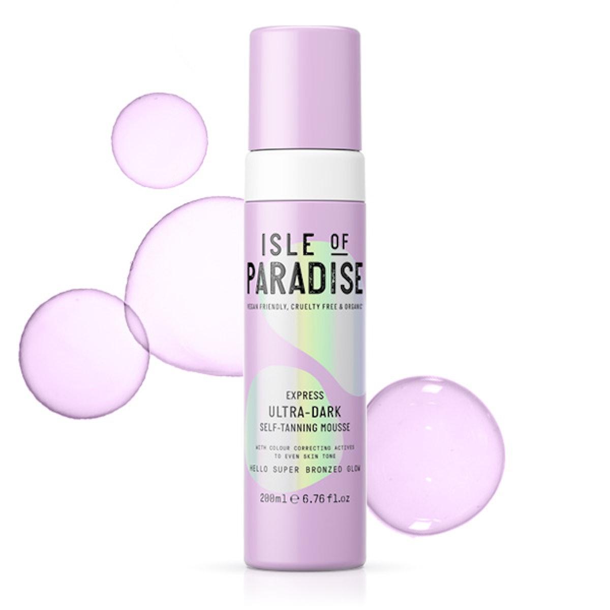 Isle of Paradise Ultra-Dark Mousse