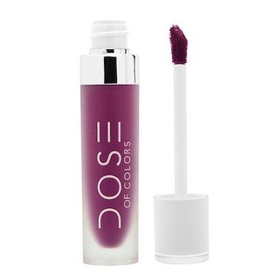Dose Of Color Matte Liquid Lipstick
