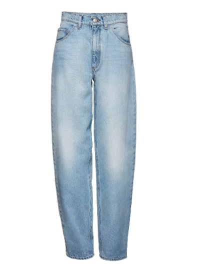 Grangeville High-Rise Tapered Jeans