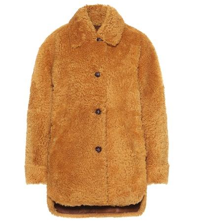 Sarvey Shearling Coat