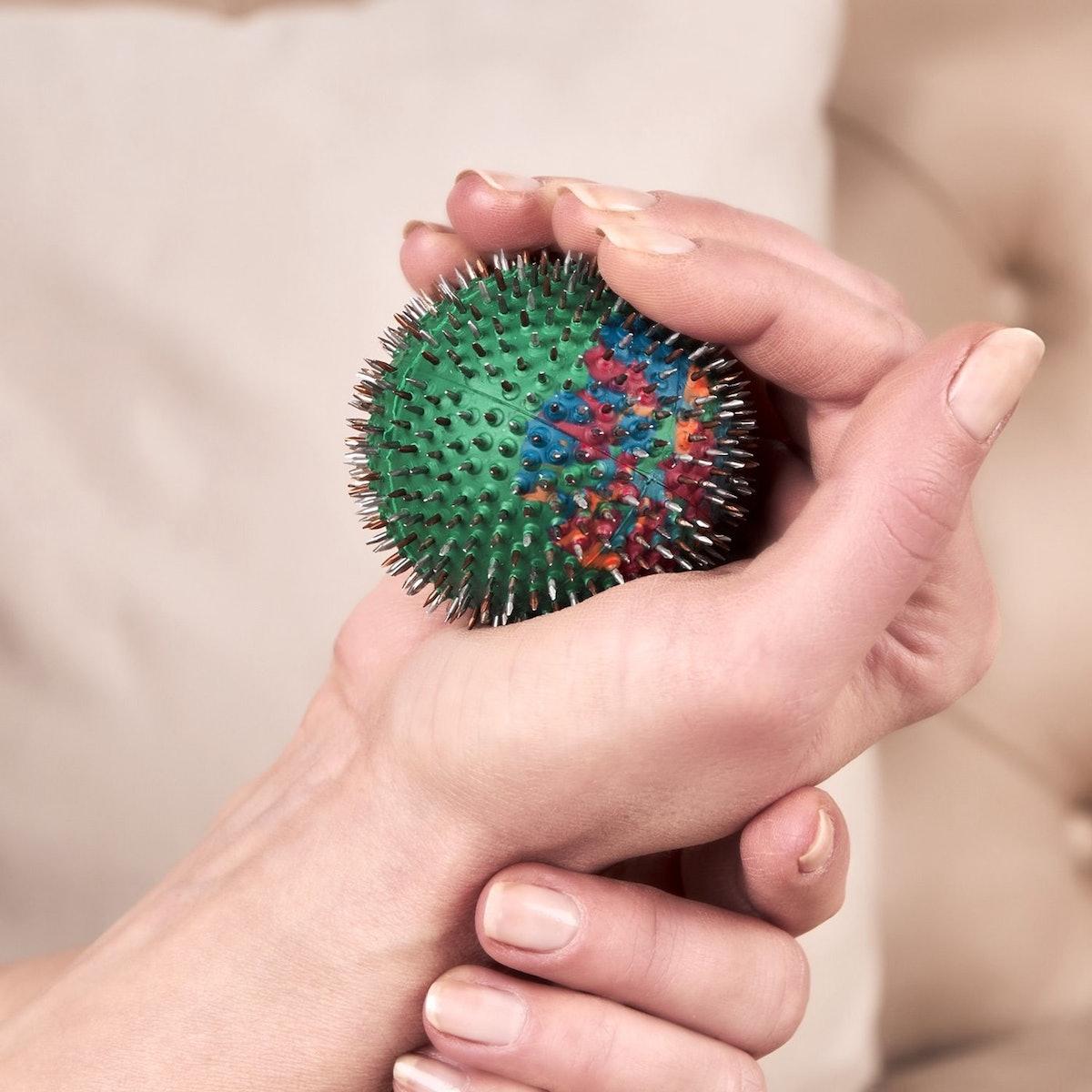 LYAPKO Acupuncture Hand / Foot Massage Ball