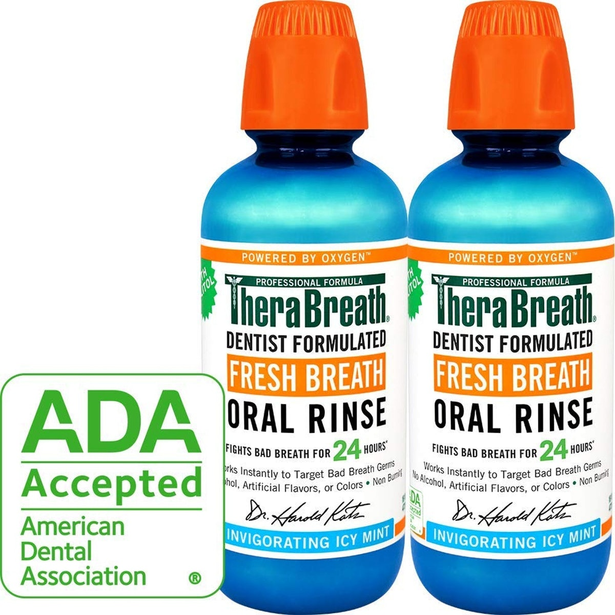 TheraBreath Oral Rinse (2-Pack)
