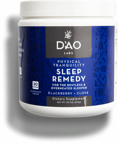 Physical Tranquility Sleep Remedy