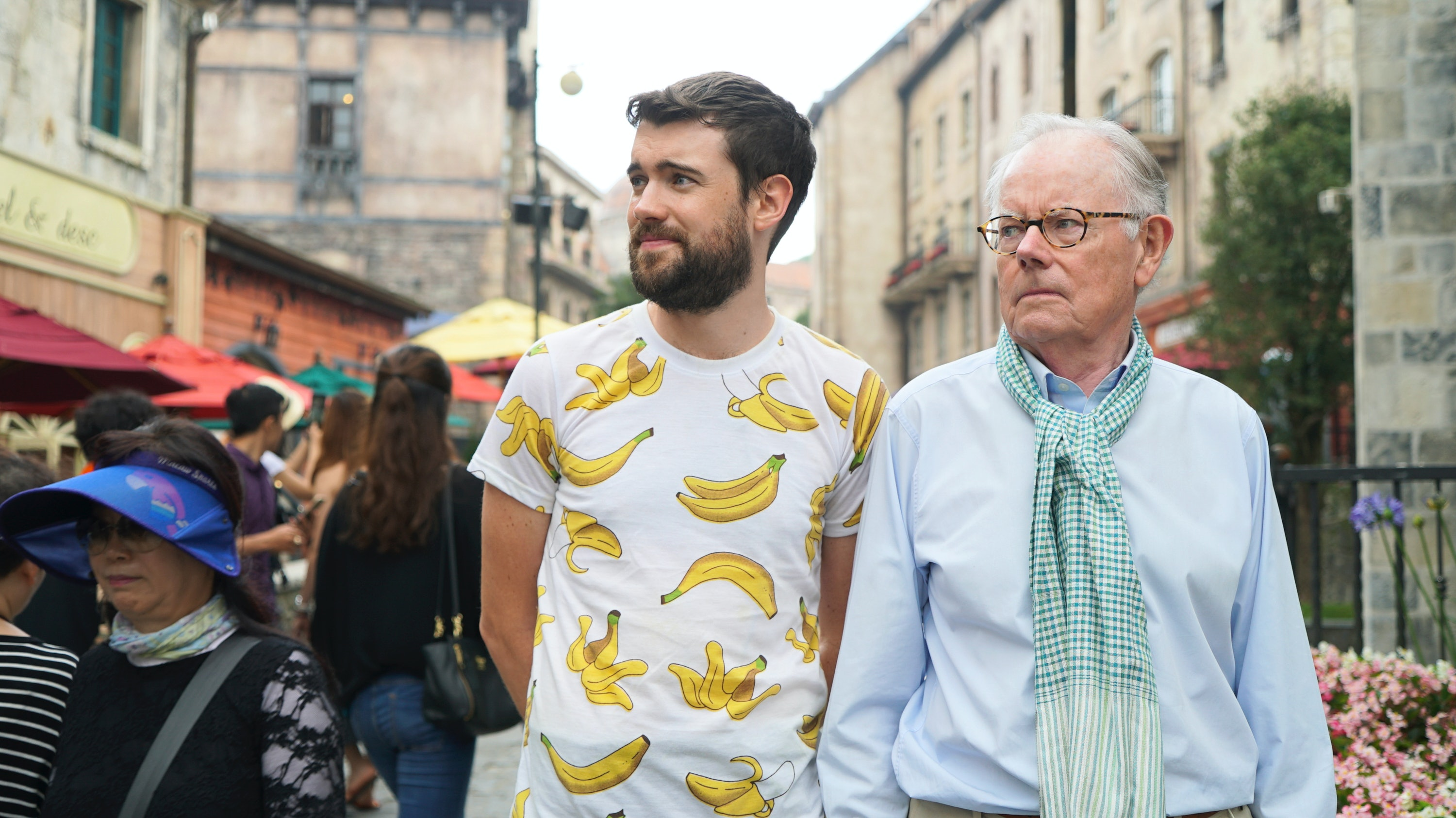 Will 'Jack Whitehall: Travels With My Father' Return For Season 4 ...