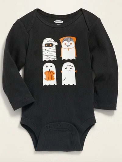 """""""Ghost"""" Bodysuit for Baby"""