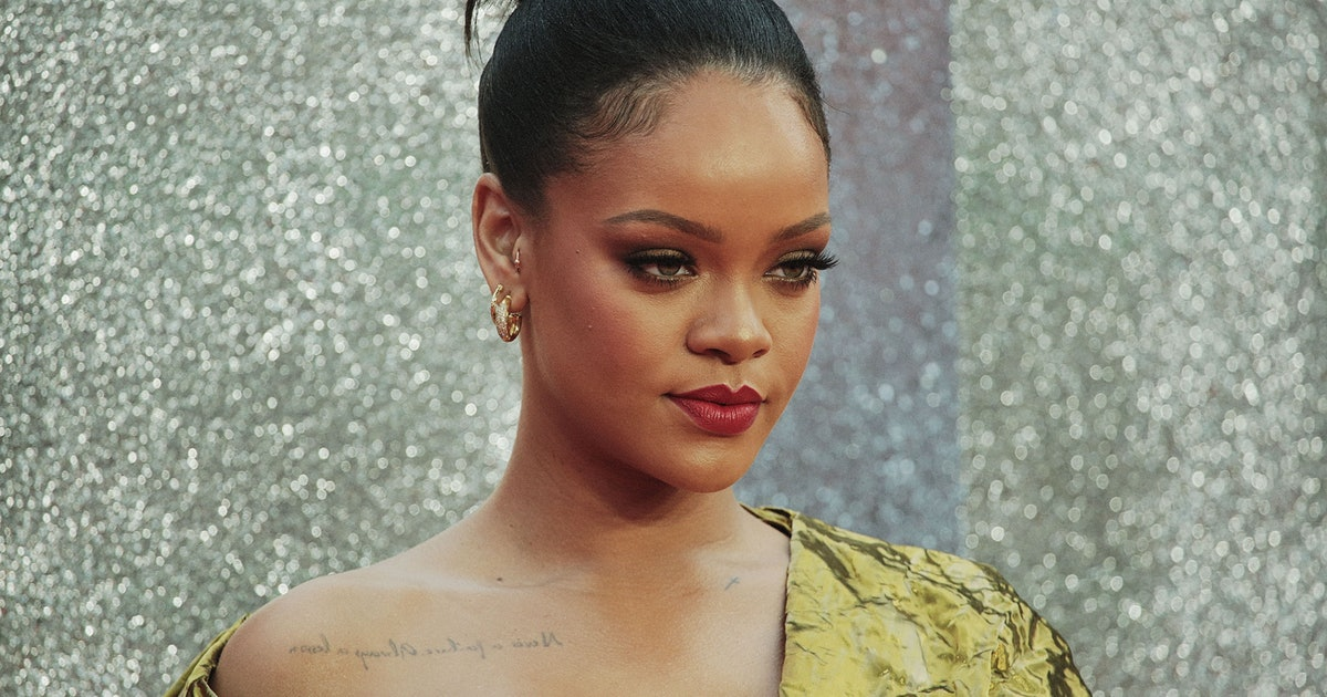 Rihanna's response to Trump's tweets on the mass shootings powerfully called out the president
