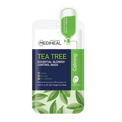 MEDIHEAL Tea Tree Essential Blemish Control Mask (5 Pack)