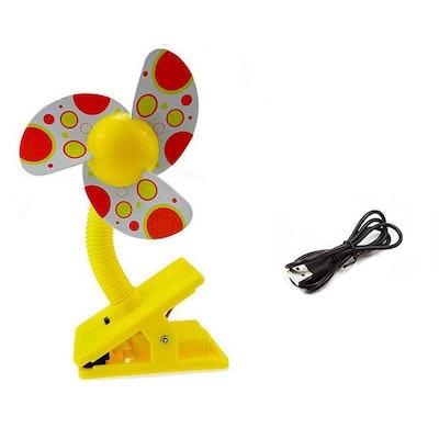 Mini Clip-on Fan