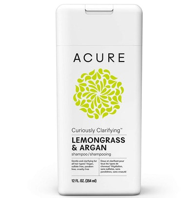 ACURE Curiously Clarifying Lemongrass Shampoo (12-Oz)