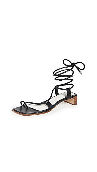 Cindy Tie Sandals
