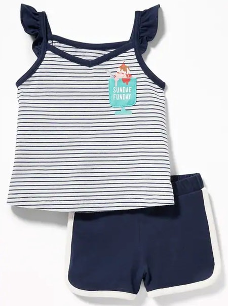 Old Navy S Baby Amp Toddler Sale Has Dresses Bodysuits