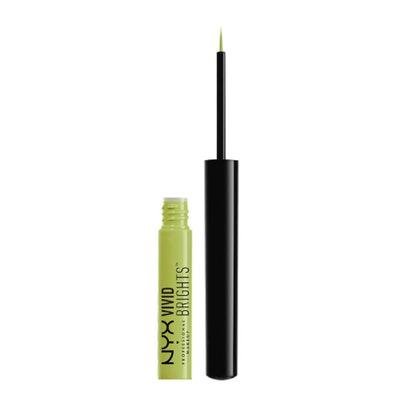 Vivid Brights Liner in Pastel Lime Green