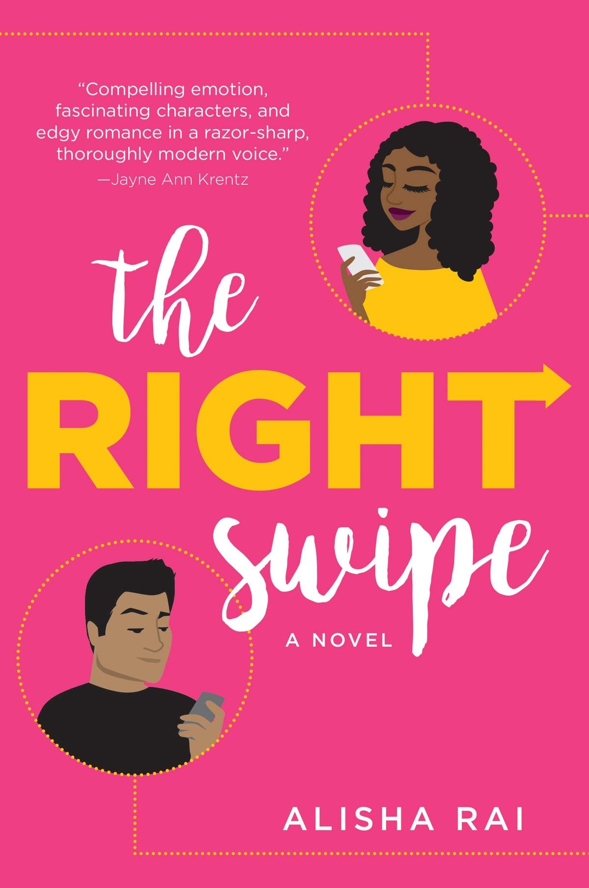 'The Right Swipe' by Alisha Rai