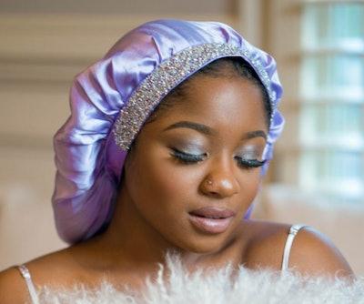 Stardust Purple Reign Bonnet