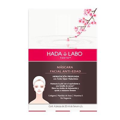 Hada Labo Tokyo Ultimate Anti-aging Facial Mask (4 Pack)