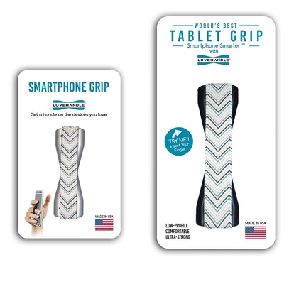 Lovehandle Duo Smartphone and Tablet Grips