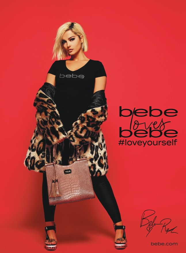 Bebe Rexha S 2019 Bebe Fall Campaign Features The Iconic