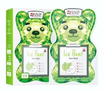 SNP Ice Bear Cica Mask (10 Pack)