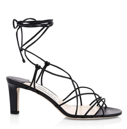 Tao Lace-Up Leather Sandals