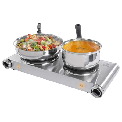 SUNAVO Hot Plates Electric Double Burner