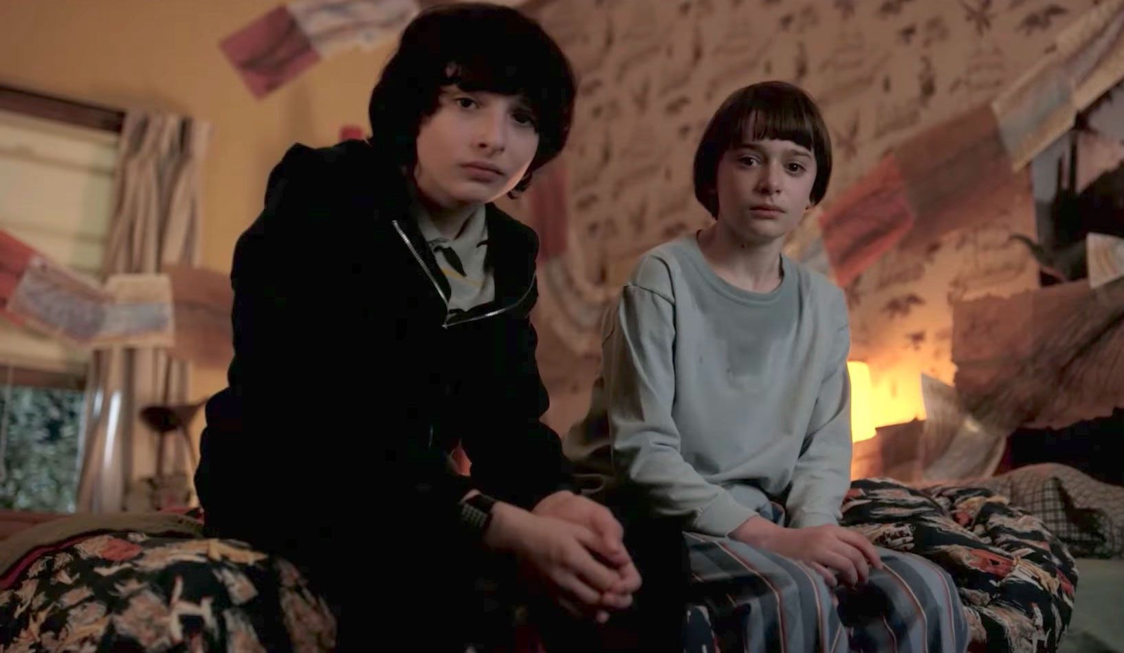 Mike & Eleven Reunite On 'Stranger Things' & I'm Not Crying