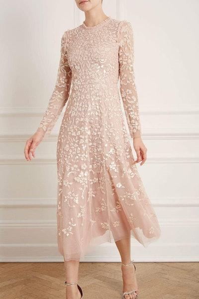 Rosemund Sequin Ballerina Dress